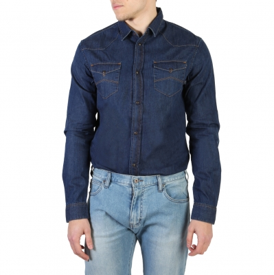Camasi Armani Jeans 6Y6C29_6D3AZ Albastru