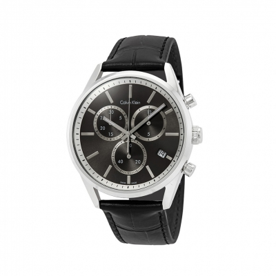 Ceasuri Calvin Klein K4M271 Negru