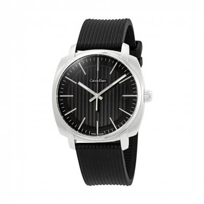 Ceasuri Calvin Klein K5M311 Negru