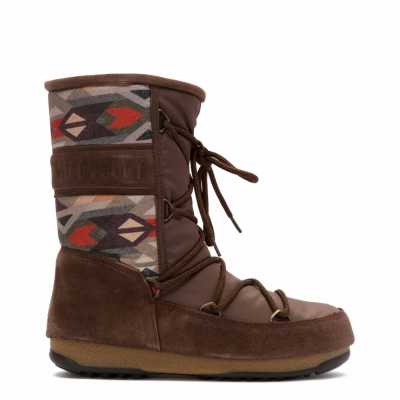 Cizme Moon Boot 24004100 Maro