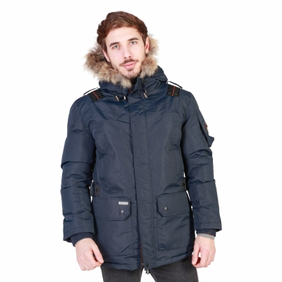Geci Geographical Norway Ametyste_man Albastru