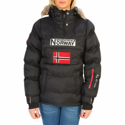 Geci Geographical Norway Anson_woman Negru