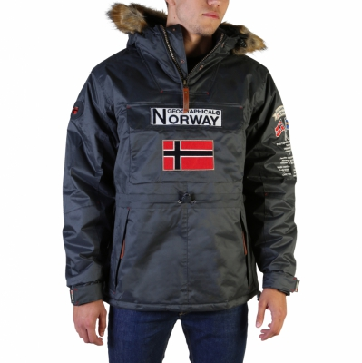 Geci Geographical Norway Barman_man Gri