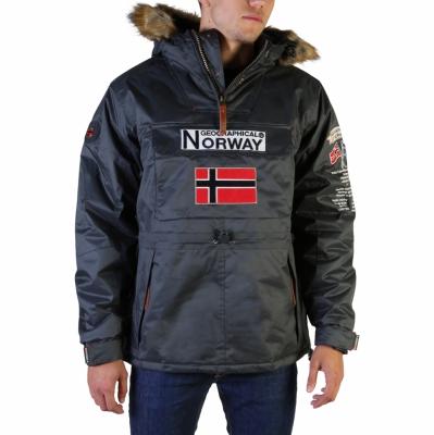 Geci Geographical Norway Barman_man Gri