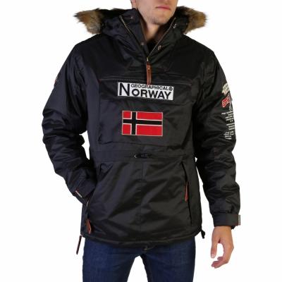 Geci Geographical Norway Barman_man Negru
