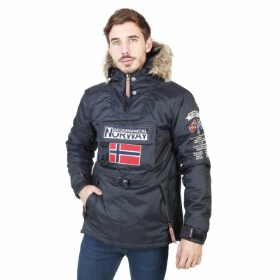Geci Geographical Norway Boomerang_man Albastru