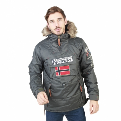 Geci Geographical Norway Boomerang_man Gri