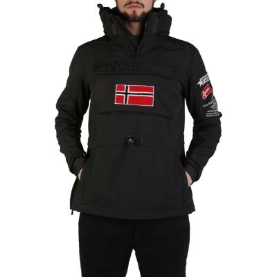 Geci Geographical Norway Target_man Negru