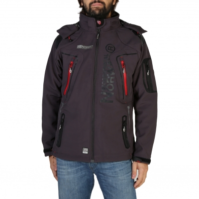 Geci Geographical Norway Turbo_man Gri