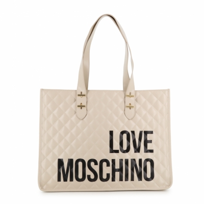 Genti casual Love Moschino JC4210PP08KB Alb