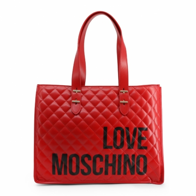 Genti casual Love Moschino JC4210PP08KB Rosu