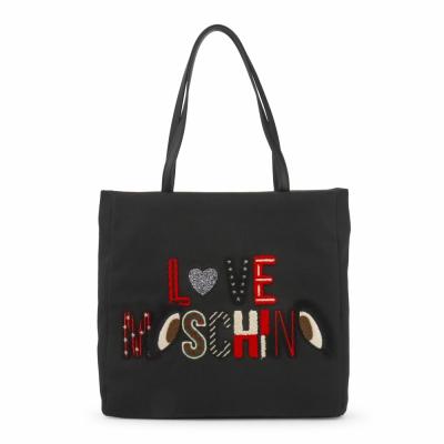 Genti casual Love Moschino JC4292PP06KN Negru