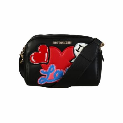 Genti plic Love Moschino JC4111PP15LT Negru