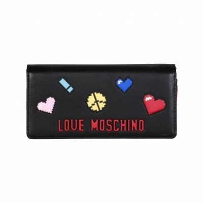 Genti plic Love Moschino JC5522PP15LH Negru