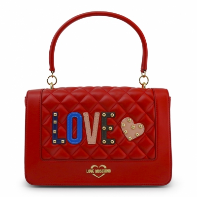 Genti postas Love Moschino JC4225PP06KC Rosu