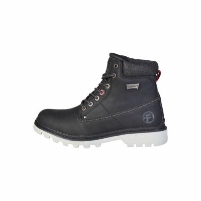 Ghete scurte Carrera Jeans NEVADA_CAW721051 Negru