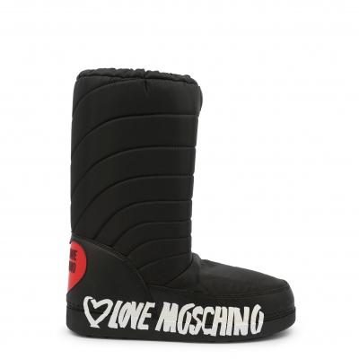Ghete scurte Love Moschino JA24132G1DISK Negru