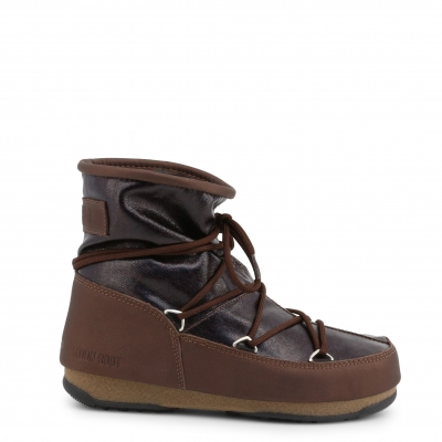 Ghete scurte Moon Boot 24005500 Maro