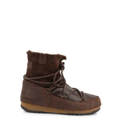 Ghete scurte Moon Boot 24006100 Maro