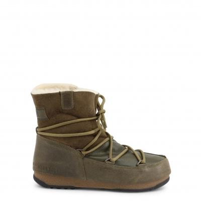 Ghete scurte Moon Boot 24006100 Verde