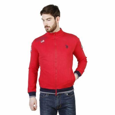 Bluze sport U.s. Polo 42501_49333 Albastru
