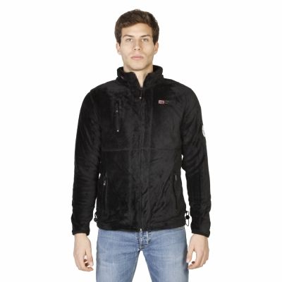 Bluze sport Geographical Norway Upload_man Negru
