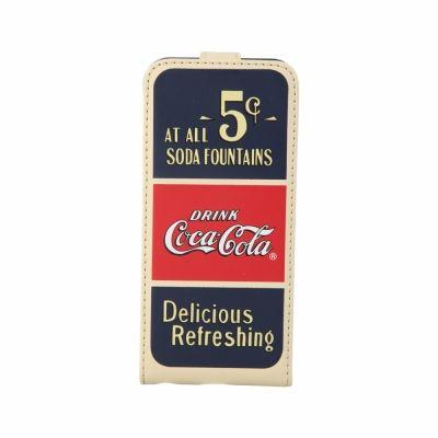 Huse telefon Coca Cola Cover Albastru