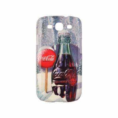 Huse telefon Coca Cola Cover Gri