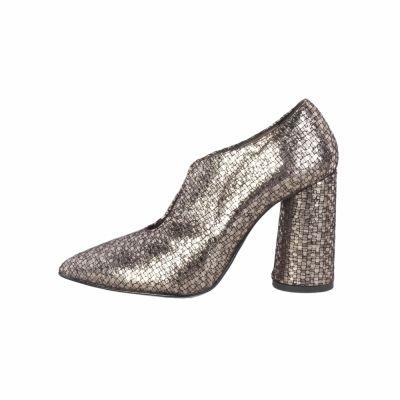Pantofi cu toc Made In Italia MARGHERITA Galben