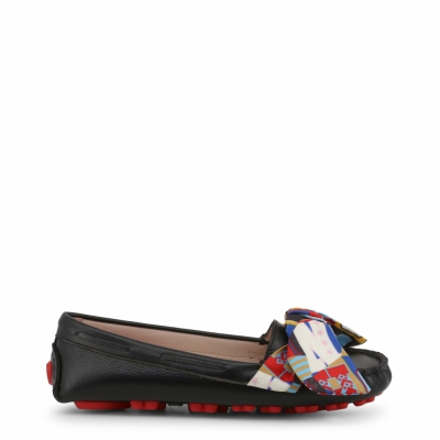 Mocasini Love Moschino JA10030G17IF Negru