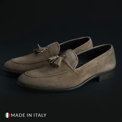 Mocasini Made In Italia ANEMAECORE_CAM Maro