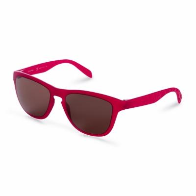Ochelari de soare Calvin Klein CK3165S Rosu