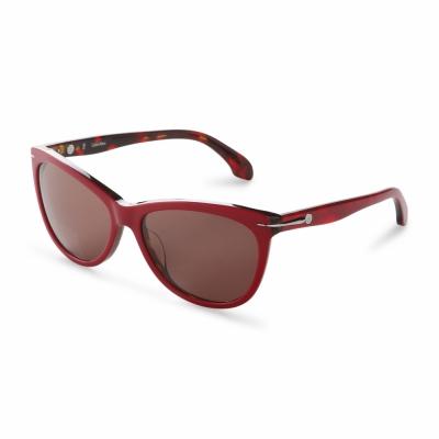 Ochelari de soare Calvin Klein CK4220S Rosu