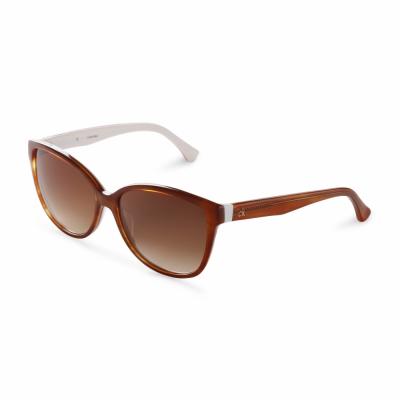 Ochelari de soare Calvin Klein CK4258S Maro