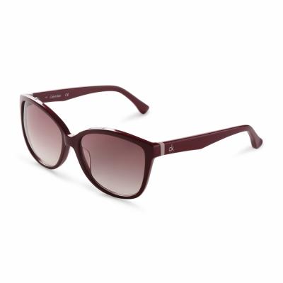Ochelari de soare Calvin Klein CK4258S Rosu