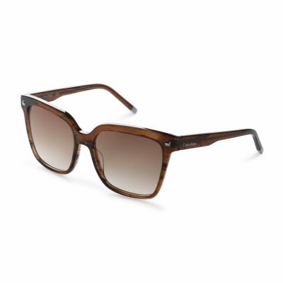 Ochelari de soare Calvin Klein CK4323S Maro