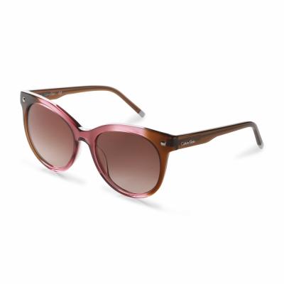 Ochelari de soare Calvin Klein CK4324S Roz