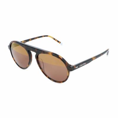 Ochelari de soare Calvin Klein CK4350S Maro