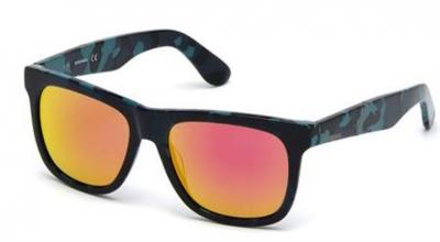 Ochelari de soare Diesel DL0116 Albastru