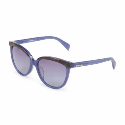 Ochelari de soare Diesel DL9081 Albastru