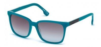 Ochelari de soare Diesel DL0122-F Verde