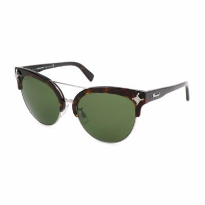 Ochelari de soare Dsquared2 DQ0243 Maro