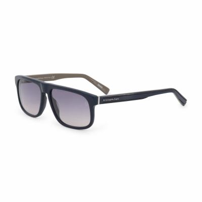 Ochelari de soare Ermenegildo Zegna EZ0003 Albastru