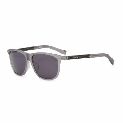 Ochelari de soare Ermenegildo Zegna EZ0009F Gri