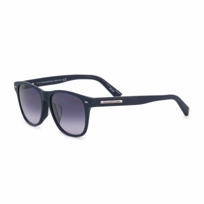 Ochelari de soare Ermenegildo Zegna EZ0020F Albastru