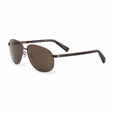 Ochelari de soare Ermenegildo Zegna EZ0050D Maro