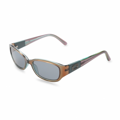 Ochelari de soare Guess GU7262 Portocaliu