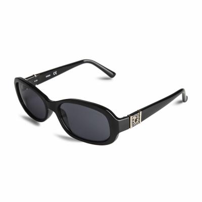 Ochelari de soare Guess GU7424 Negru