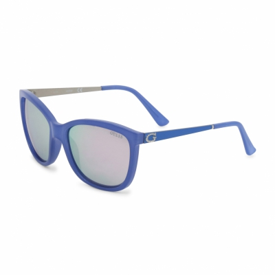 Ochelari de soare Guess GU7444 Albastru