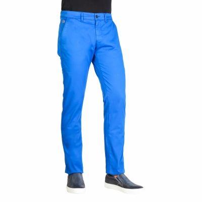 Pantaloni La Martina HMT004TW19 Albastru